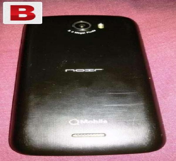 Q mobile noir a300
