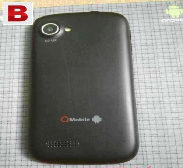 Q mobile noir a6