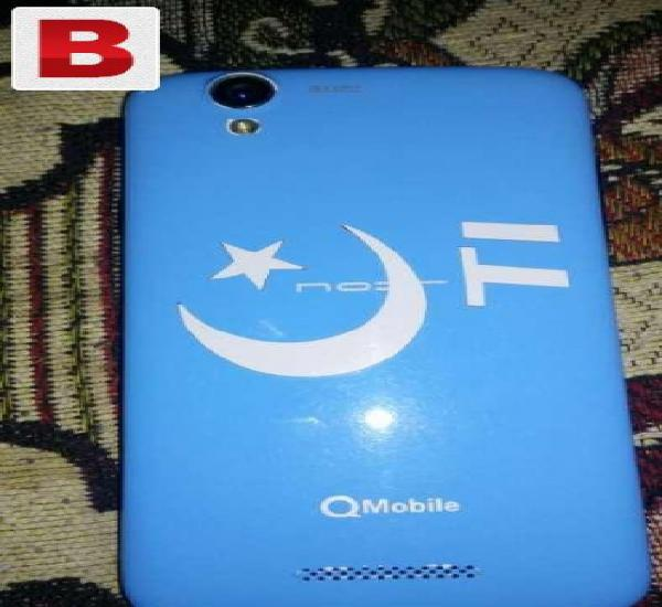 Q mobile i10 in good condition