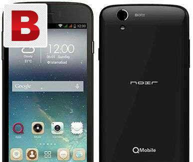Q mobile i10 with 3.5 months warranty