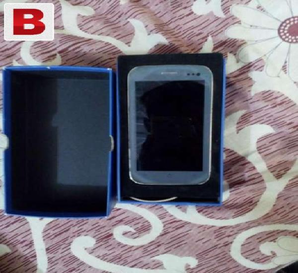 Qmobile a10 full box in very cheap prize