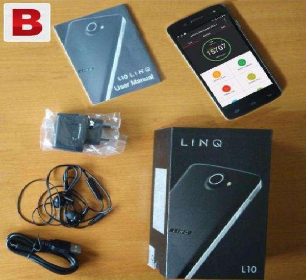 Qmobile linq l10, exchange possible 10/10