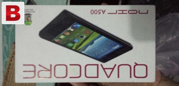 Qmobile a500 with box