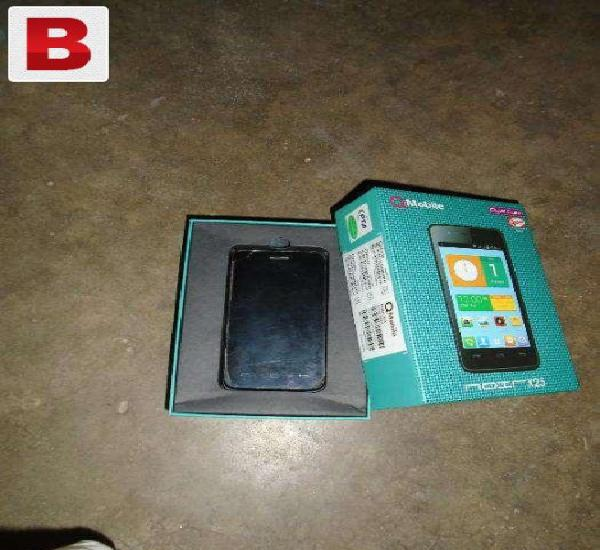 Qmobile noir x25 in warranty with box and all accessories