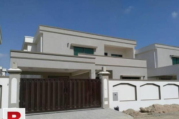 1 kanal independent house in falcon complex new malir