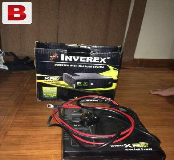 Inverex inverter ups with one year official warranty