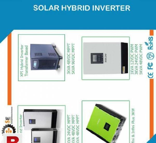 Solar hybrid inverter prices in pakistan