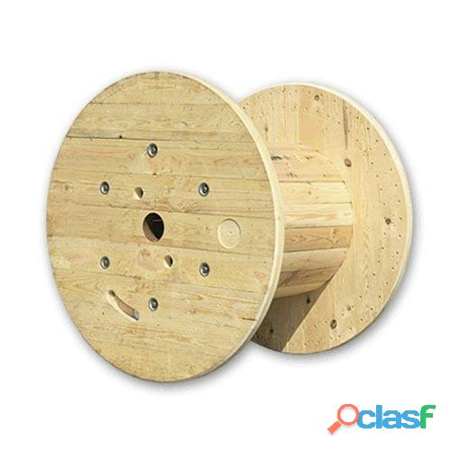 Wooden Cable Drum in Pakistan 1