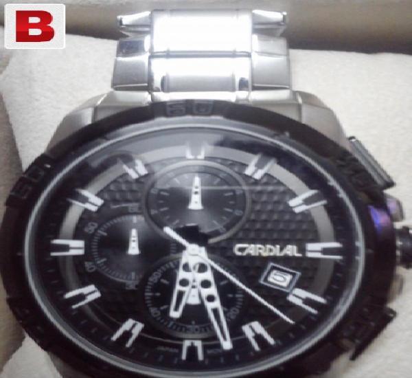 Brand new ///cardial/// sports wrist-watch with internationl