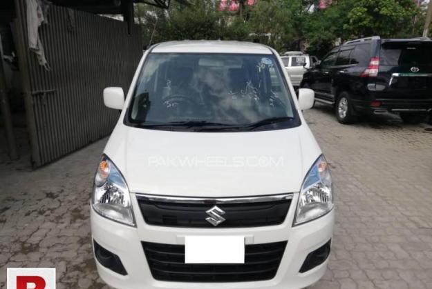 Buy suzuki wagon r on easy monthly installments