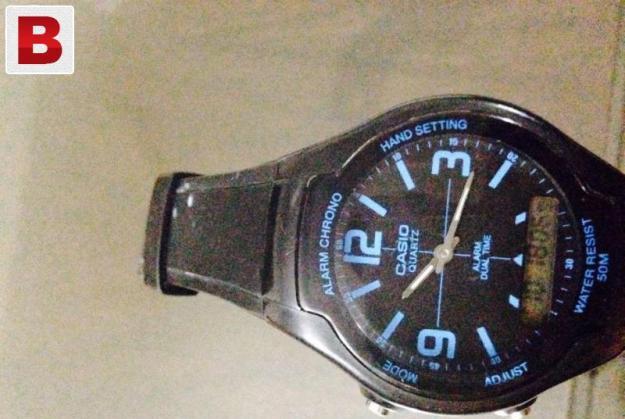 Casio branded original wrist watch