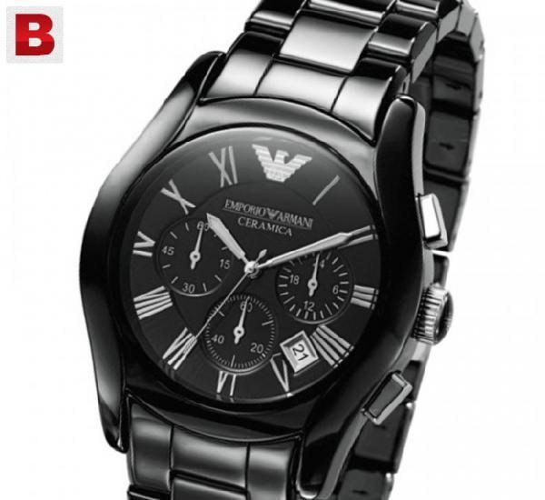 Emporio armani classic chronograph