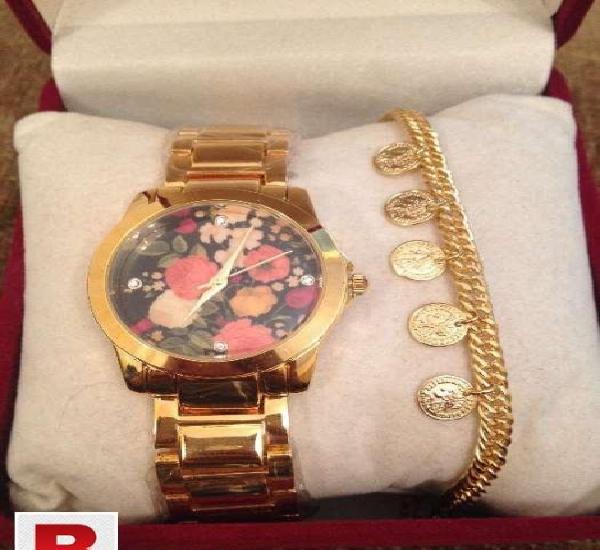 Fancy luxury watch for ladies