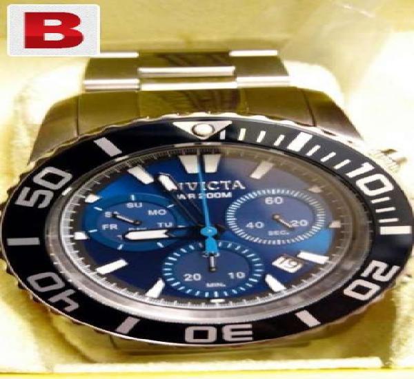 Original invicta pro diver's watch