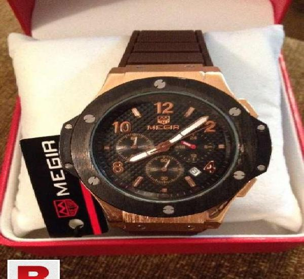 Original mugir watch for men see add