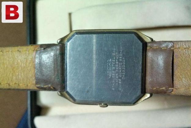 Original used wester watch