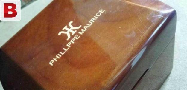 Phillippe maurice original swiss watch brand new