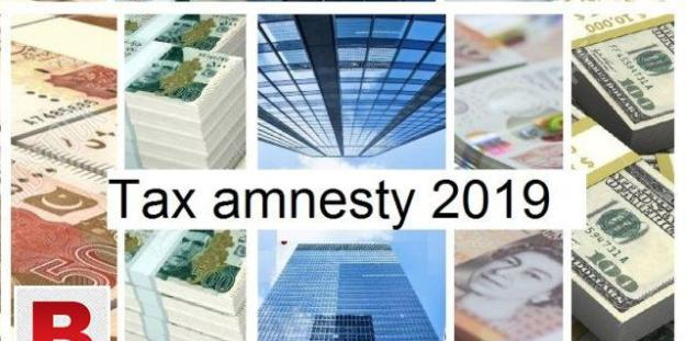 Tax amnesty scheme 2019 services by gmw solutions