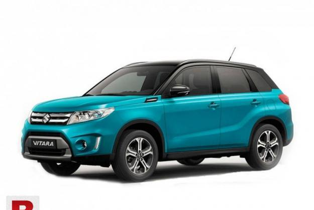 Suzuki vitara glx 1.6 2019 get on easy installments.