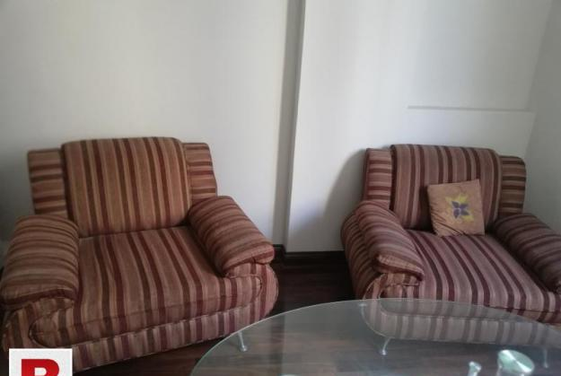 Sofa chairs and dressing table
