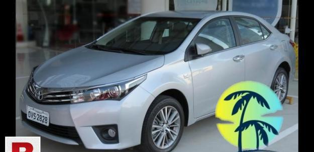 Toyota corolla altis get on easy monthly installment