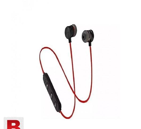 Magnetic bluetooth wireless stereo in-ear ear phone sports