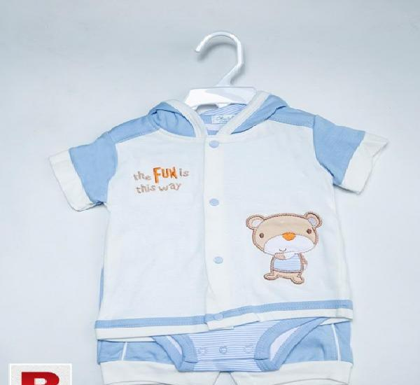 Newborn baby garment set 0-3 months boy/girl wholesale price