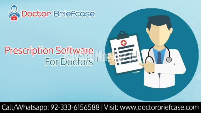 Prescription Software For Doctor Briefcase