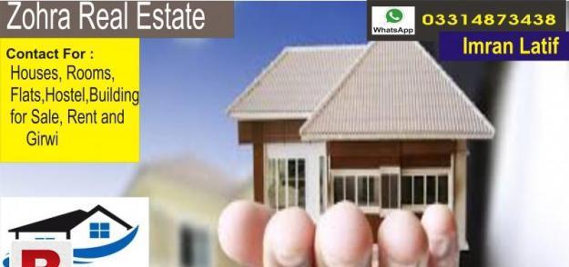 Zohra real estate consultant in faisal town 03314322252