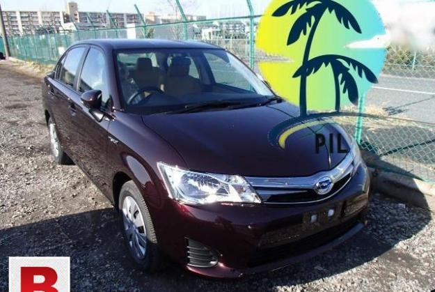 Toyota corolla axio 2014 get on easy monthly installment