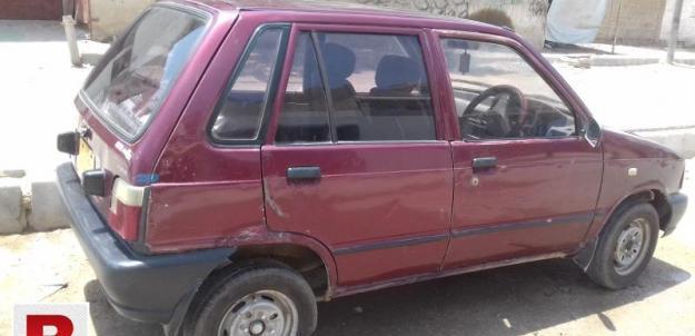 Mehran 2005 vxr for sale