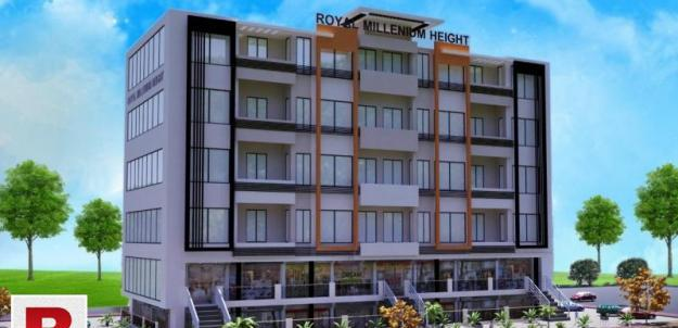 2 bed apartment for sale in main commercial hub of bahria