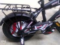 Brand new black cycle for kids for sale (very reasonable
