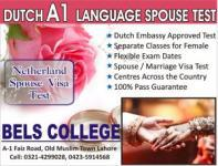 Dutch language course in bels college lahore