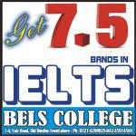 Ielts course in Lahore get 7.5 + bands, lahore