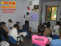Learn korean language for oec work permit, rawalpindi