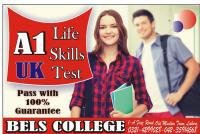 Uk a1 test in lahore bels college, lahore