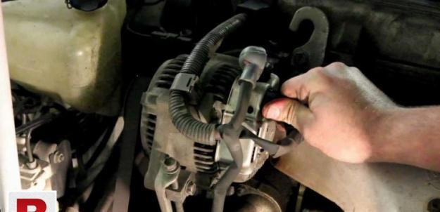 Alternator repair and replacement