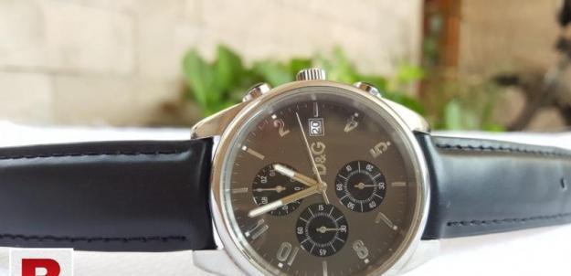 Original d&g dolce and gabbana gents wrist watch