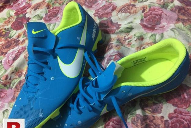 Football nike mecurial shoes original from spain