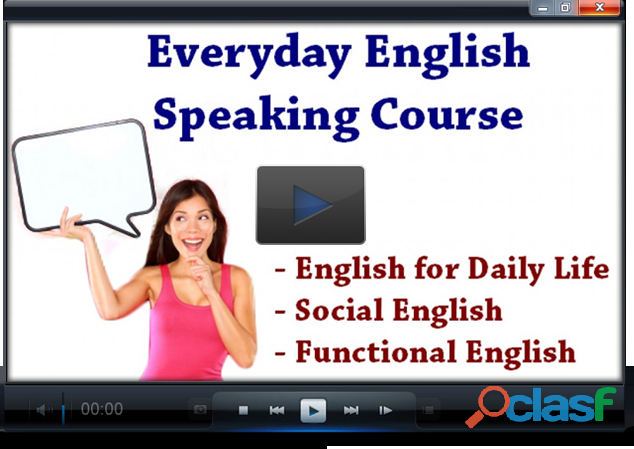 English language training spoken and written guaranteed results..
