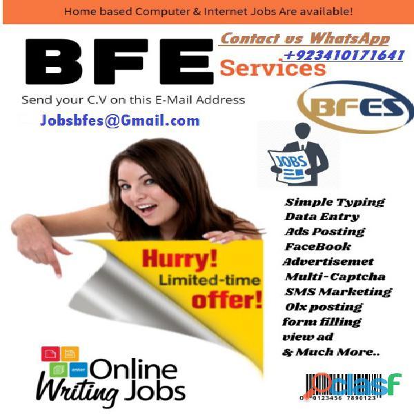 Online home based