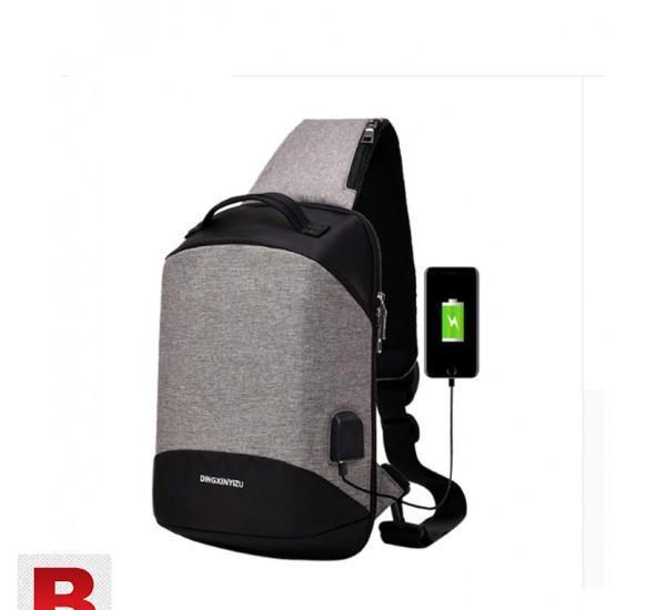 Men & women multi-functional crossbody bag casual anti theft