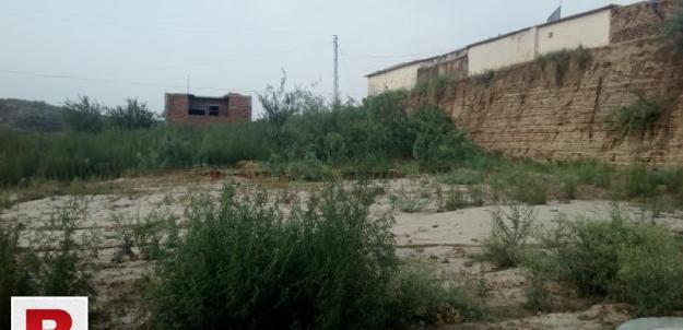 Plot for sale near wah general hospital wah town ship sui