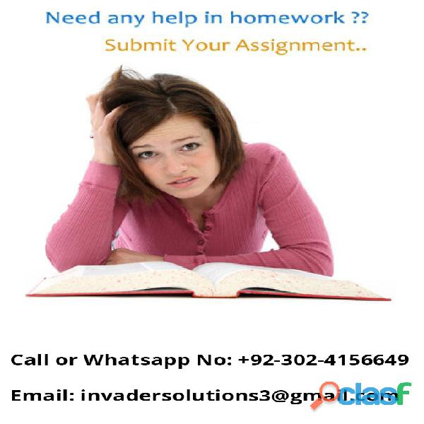 Essay | assignment | thesis | presentation writers