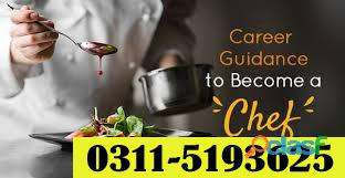 Chef and cooking advance course in rawalpindi sialkot