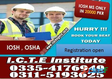 PSM Process Safety Management Level 3 UK International Certificate Course in pakistan 03115193625 7