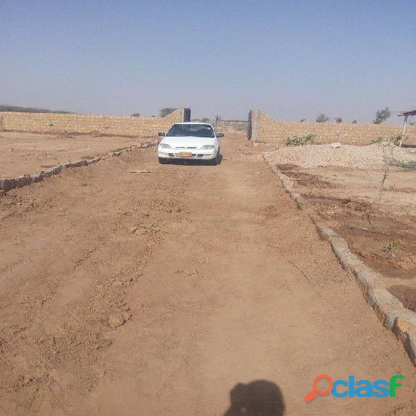 Agriculture land farm houses on installments adj. mehdia city