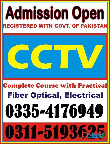 CCTV Camera Course in islamabad swat jhelum gujrat 03354176949 7