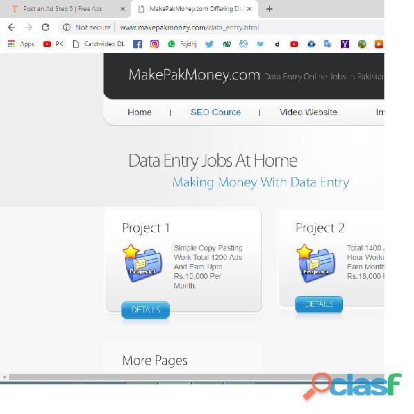 Online data entry jobs in multan pakistan (20190704 524b)